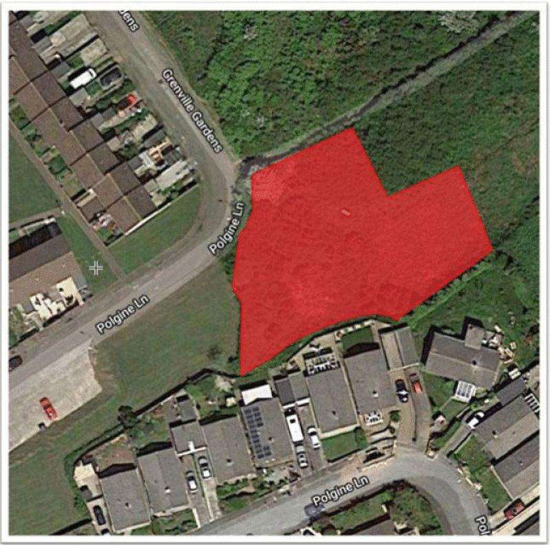 Plot Commercial for sale in Polgine Lane, Camborne