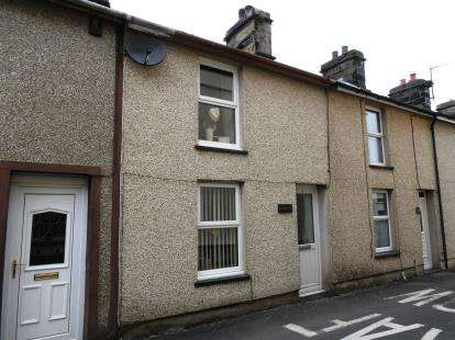 2 Bedrooms Terraced House for sale in Osmond Terrace, Penrhyndeudraeth, Gwynedd, LL48