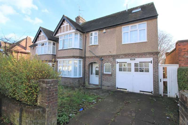 7 Bedrooms Semi Detached House for sale in Marlborough Road, Luton, Bedfordshire, LU3 1EF