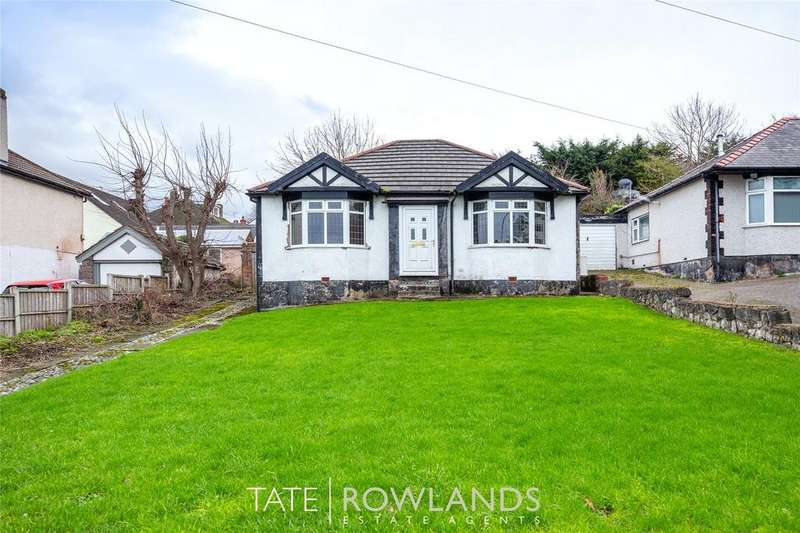 2 Bedrooms Detached Bungalow for sale in Holywell Road, Bagillt, Flintshire, CH6