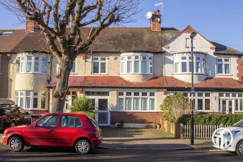 3 Bedrooms Terraced House for sale in Boveney Road, London