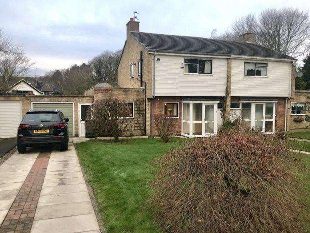3 Bedrooms Semi Detached House for sale in ST MARYS CLOSE, SHINCLIFFE VILLAGE, DURHAM CITY
