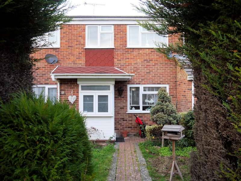 3 Bedrooms Terraced House for sale in Stirling Close, Windsor SL4
