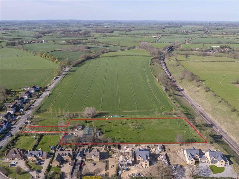 Plot Commercial for sale in Broadway Road, Toddington, Gloucestershire, GL54