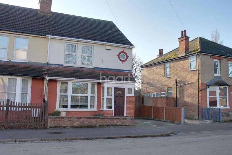 3 Bedrooms Semi Detached House for sale in Willow Road Bedford