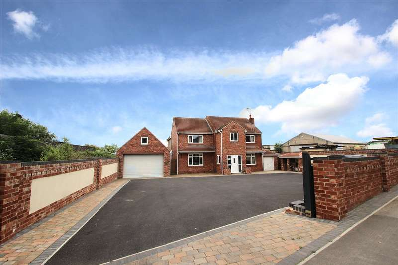 6 Bedrooms Property for sale in Common Road, South Kirkby, Pontefract