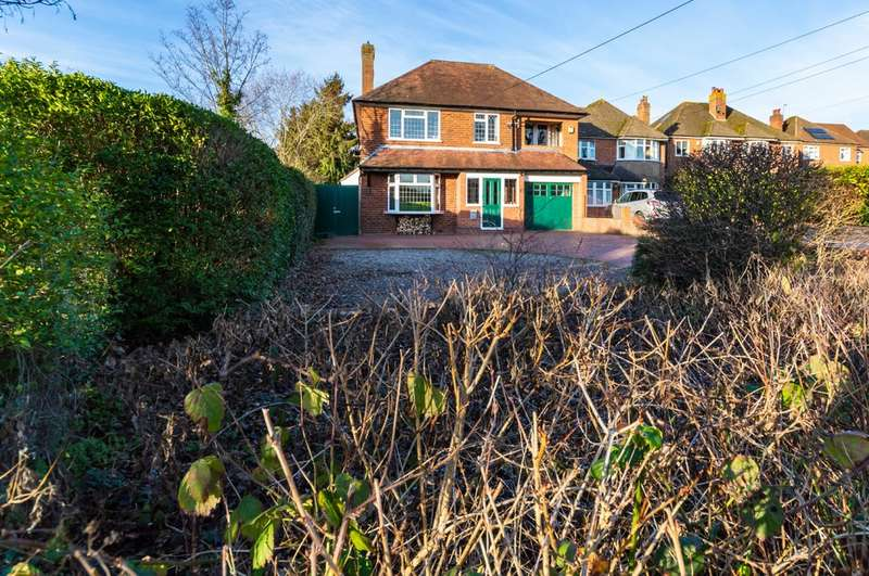 5 Bedrooms Detached House for sale in Kidderminster Road, Bewdley