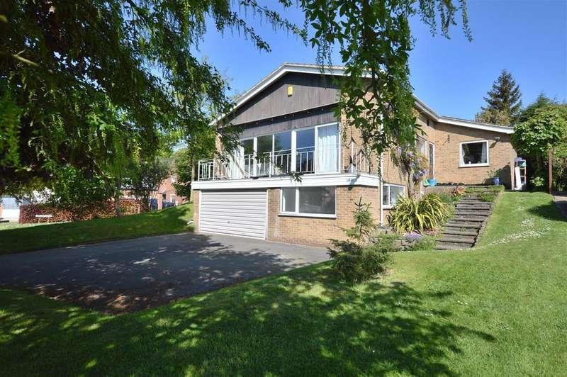 4 Bedrooms Detached House for sale in Burley Lane, Quarndon Village, Derby