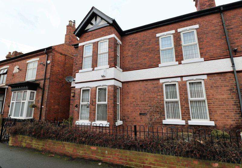 4 Bedrooms Semi Detached House for sale in Slaney Road, Walsall