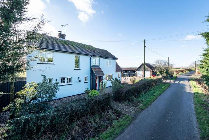 4 Bedrooms Detached House for sale in Great Wigborough, Essex