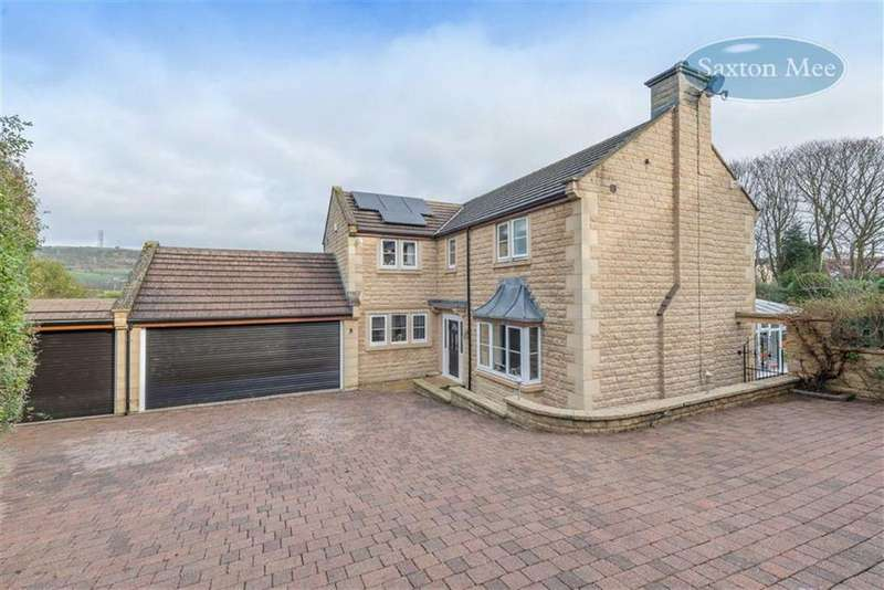 4 Bedrooms Detached House for sale in Brook Croft, Stocksbridge, Sheffield, S36