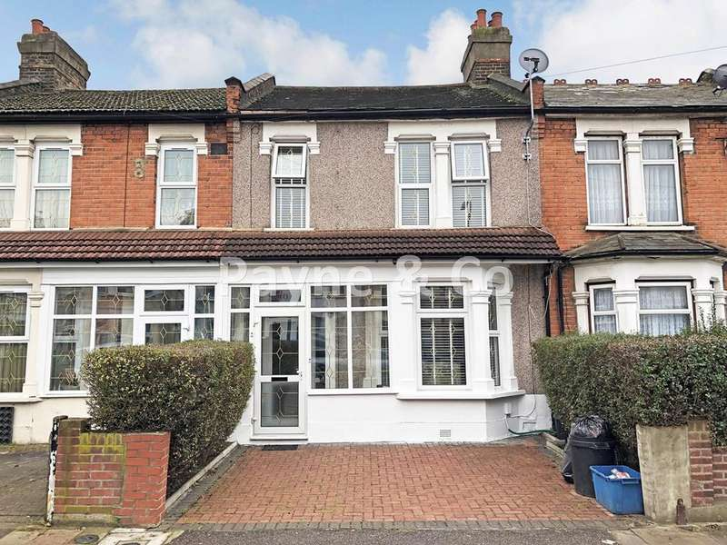 3 Bedrooms Terraced House for sale in Kingston Road, ILFORD, IG1