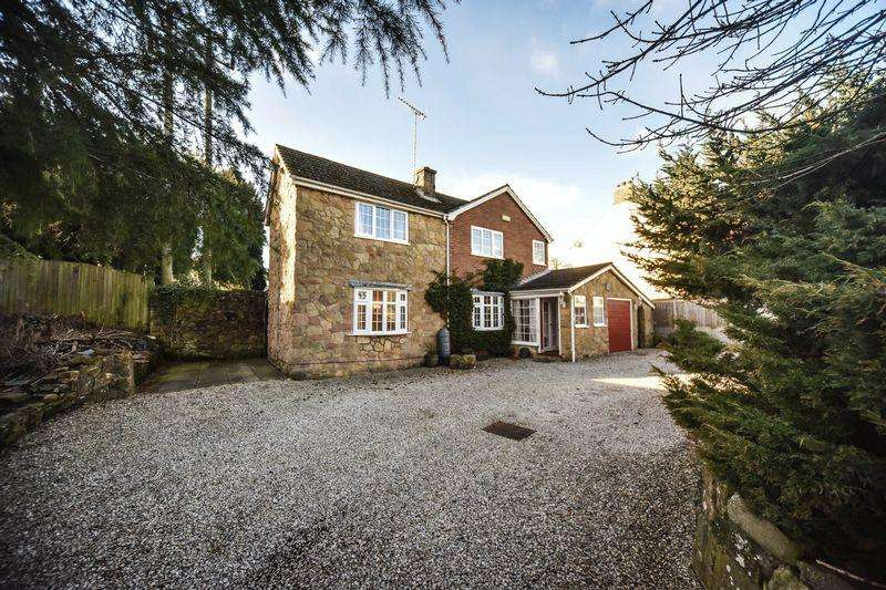 3 Bedrooms Detached House for sale in Maris House, Crich Common, Fritchley