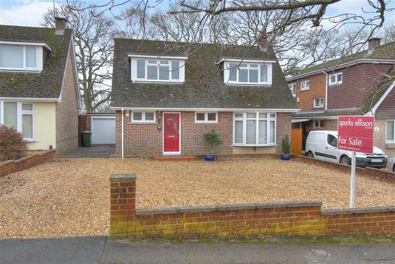 4 Bedrooms Chalet House for sale in Corinthian Road, Chandlers Ford, Hampshire
