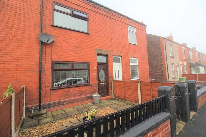 3 Bedrooms Terraced House for sale in Bodden Street, Lowton, Warrington