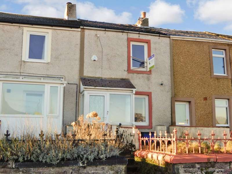 3 Bedrooms Terraced House for sale in 74 High Road, Whitehaven, Cumbria