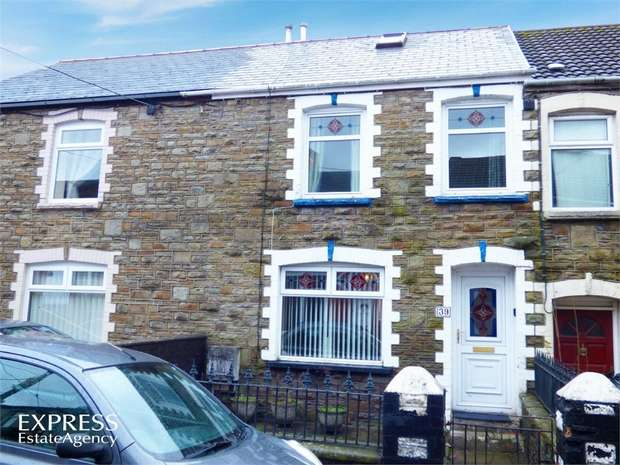 3 Bedrooms Terraced House for sale in Victoria Street, Abertillery, Blaenau Gwent