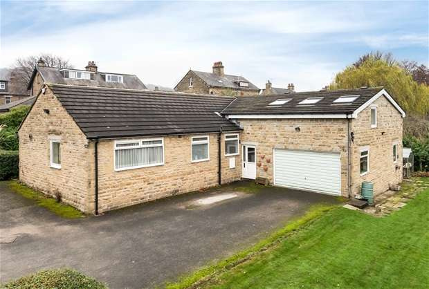 4 Bedrooms Detached House for sale in Collier Close, off Moorhead Lane, Moorhead, Shipley
