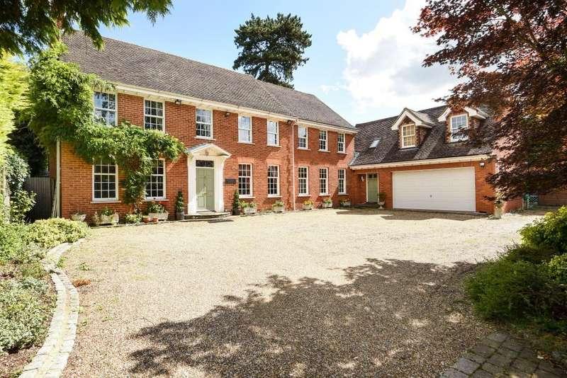8 Bedrooms Detached House for sale in Englefield Green, Surrey, TW20
