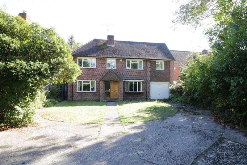 4 Bedrooms Detached House for sale in Tilehurst