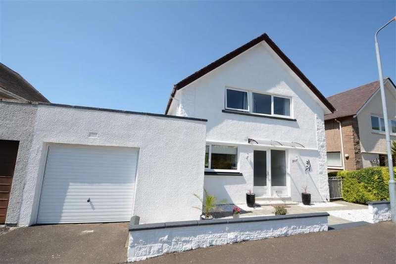 3 Bedrooms Detached Villa House for sale in 21 Windsor Gardens, Largs, KA30 9DN