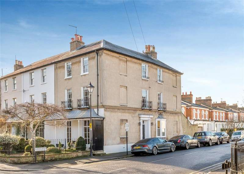 4 Bedrooms House for sale in Kings Road, Windsor, Berkshire