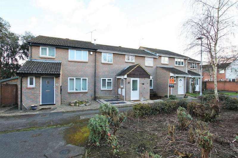 3 Bedrooms Terraced House for sale in Peacock Walk, WOKINGHAM, Berkshire