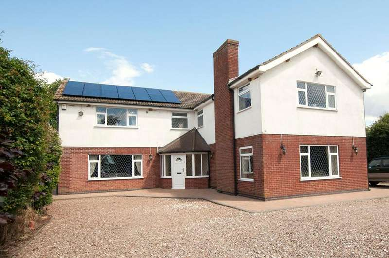 5 Bedrooms Equestrian Facility Character Property for sale in West Hann Lane, Barrow Haven, Barrow-Upon-Humber, North Lincolnshire, DN19