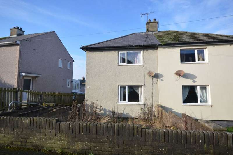 2 Bedrooms Semi Detached House for sale in Seven Acres, Parton, Whitehaven, CA28