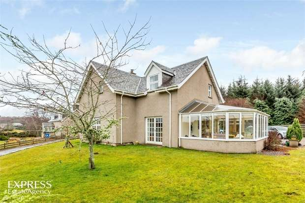 6 Bedrooms Detached House for sale in Nairn, Nairn, Highland