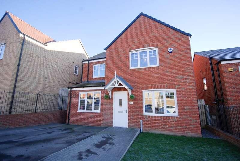 4 Bedrooms Detached House for sale in Angel Way, Birtley