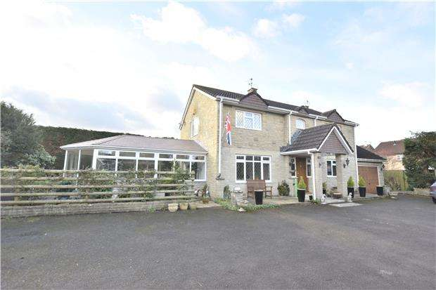 4 Bedrooms Detached House for sale in Pheasant Lodge, Oldland Comon, BS30 9PN