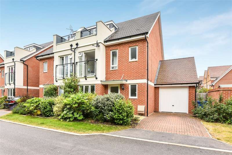 4 Bedrooms Semi Detached House for sale in Horsley Road, Maidenhead, Berkshire, SL6