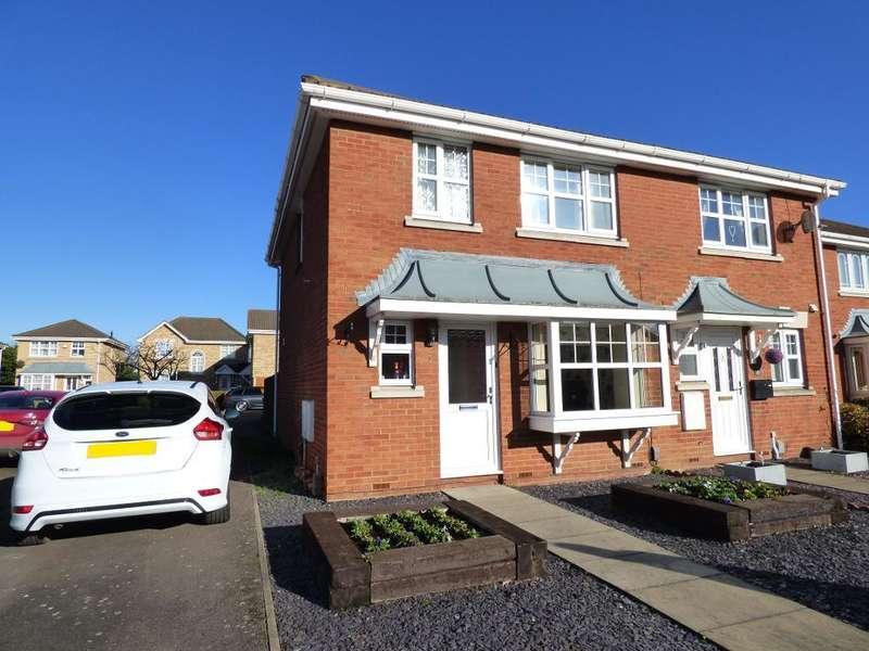 3 Bedrooms End Of Terrace House for sale in Honeysuckle Way, Bedford, MK41 0TE