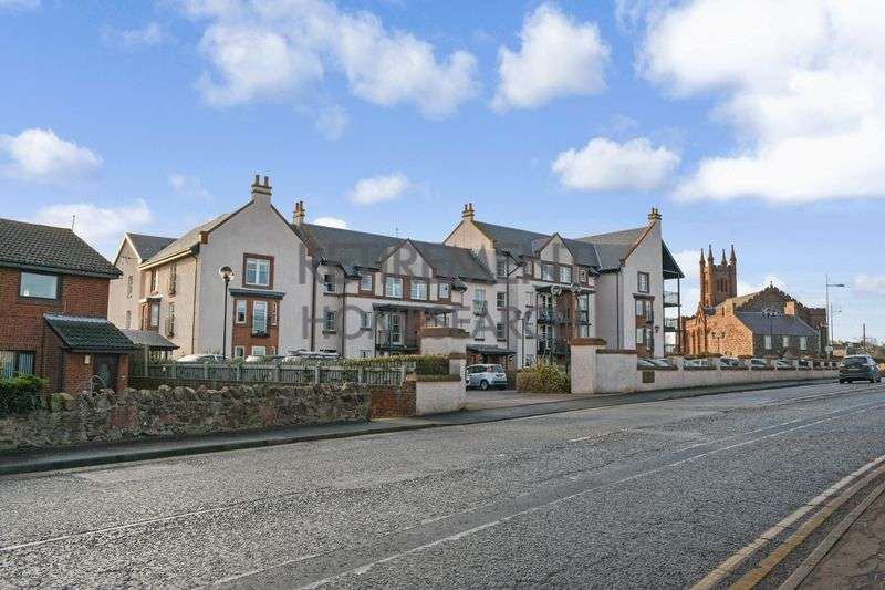 1 Bedroom Property for sale in Belle-Vue Court, Dunbar, EH42 1YR