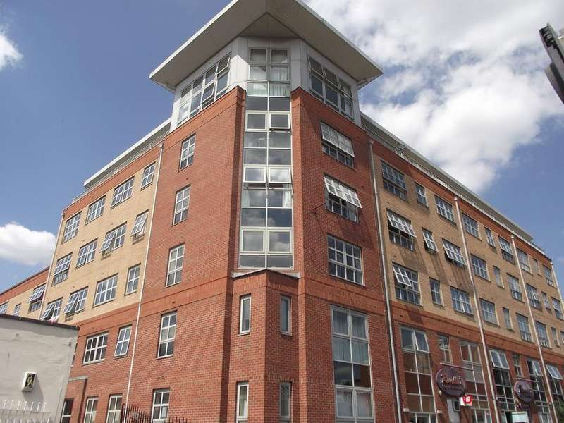 2 Bedrooms Apartment Flat for sale in George Street, St Pauls Sqaure, Birmingham, B3