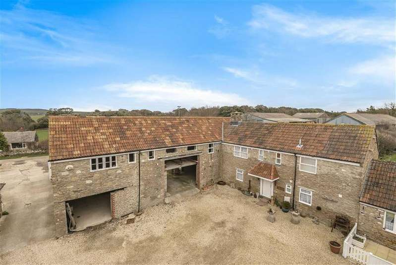 3 Bedrooms Detached House for sale in Langton Herring, Weymouth, Dorset, DT3
