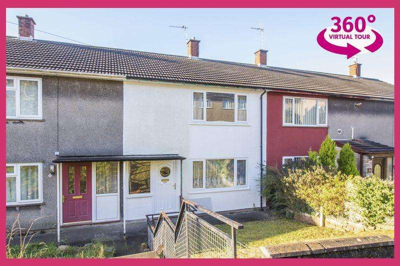 2 Bedrooms Terraced House for sale in Manor Way, Newport - REF#00005906 - View 360 Tour At: http://bit.ly/2HCdjpn
