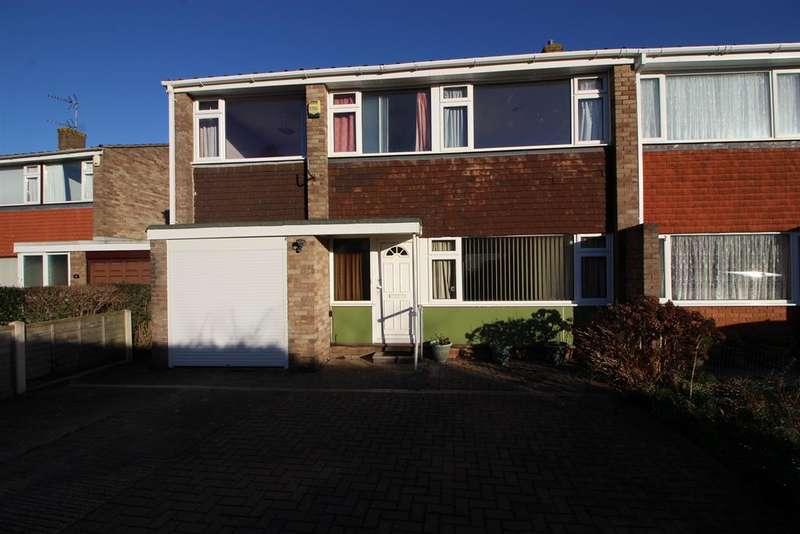 4 Bedrooms Semi Detached House for sale in Chatterton Road, Yate, Bristol, BS37 4BJ