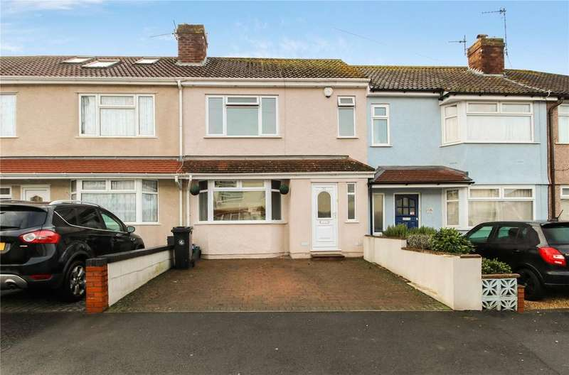 3 Bedrooms Terraced House for sale in Swiss Drive, Ashton Vale, Bristol, BS3