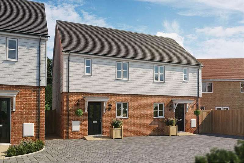 2 Bedrooms Semi Detached House for sale in Tall Trees, Biggleswade Road, Potton, SG19