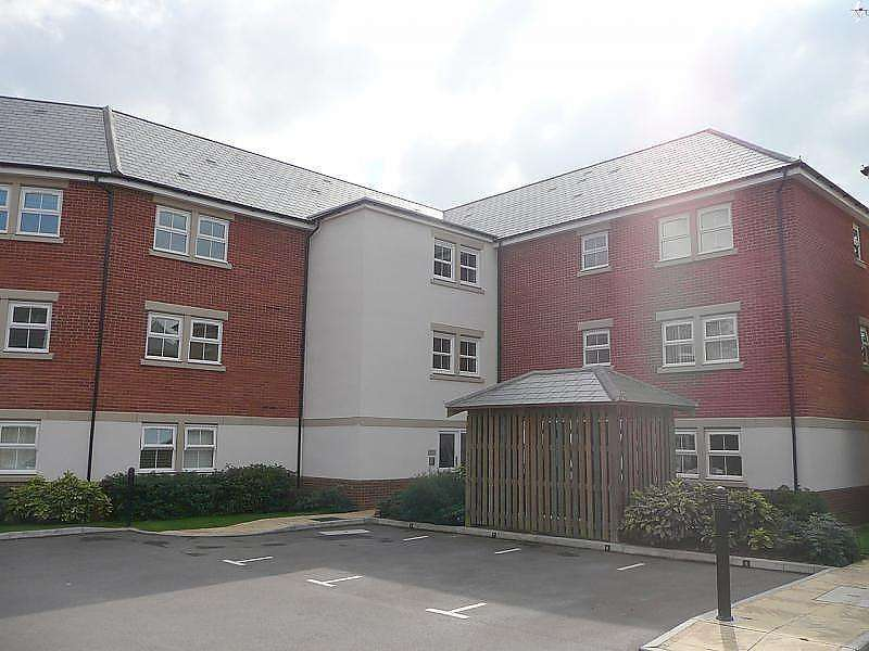 2 Bedrooms Apartment Flat for sale in Rossby, Shinfield, Reading, RG2