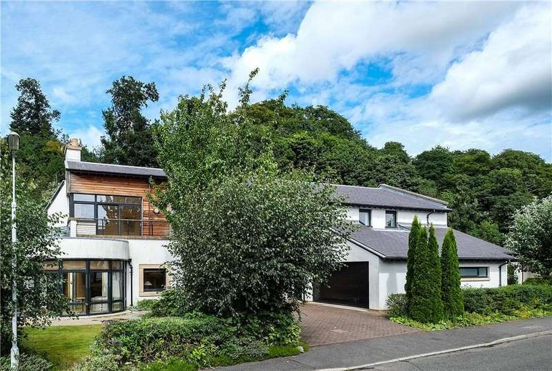 6 Bedrooms Detached House for sale in Veere Park, Culross, Dunfermline, Fife, KY12