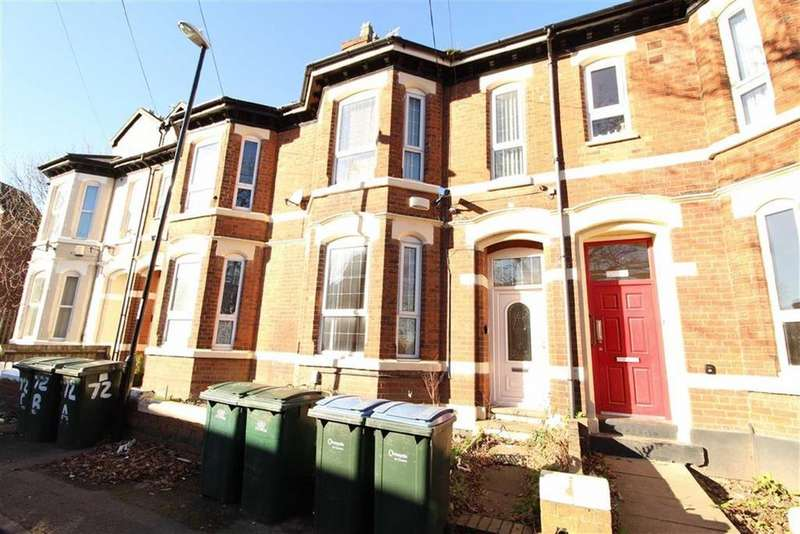 4 Bedrooms Terraced House for sale in Grosvenor Road, Coventry
