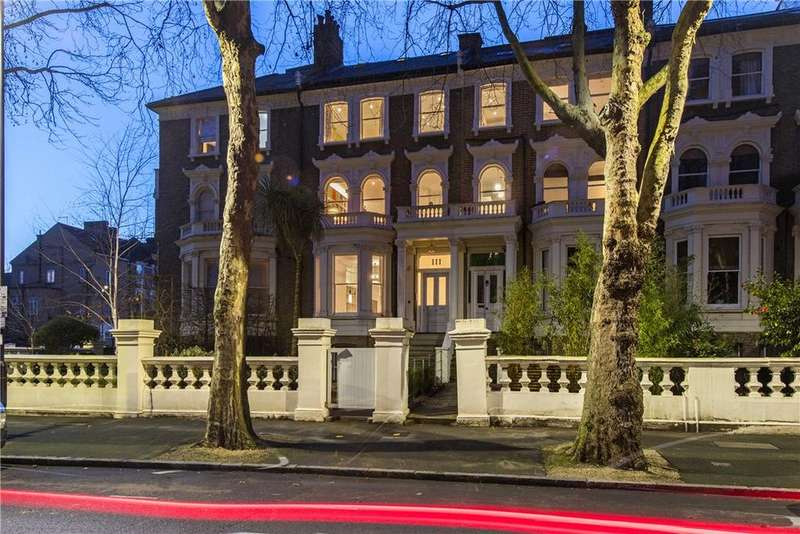 6 Bedrooms Terraced House for sale in Highbury New Park, London, N5