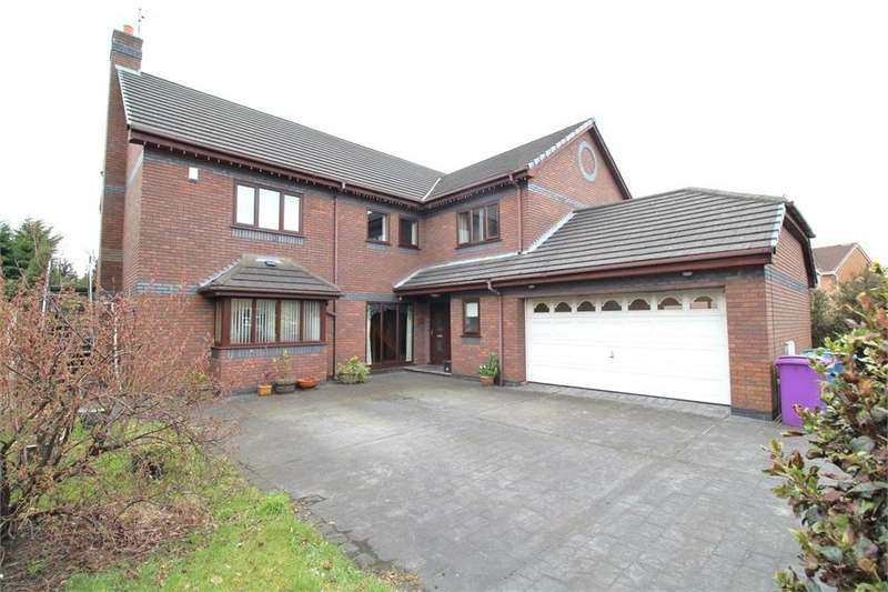 6 Bedrooms Detached House for sale in Barchester Drive, Aigburth, LIVERPOOL, Merseyside