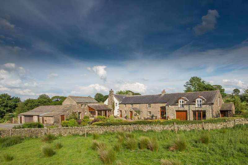 7 Bedrooms House for sale in Thwaite Moss Cottage, Tatham, Lancaster, Lancashire