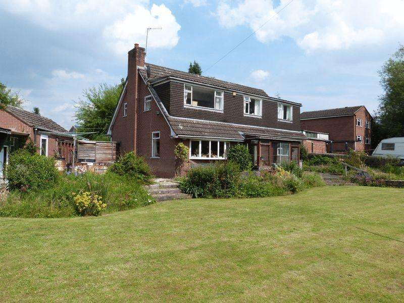 4 Bedrooms Detached House for sale in Mill Street, Congleton