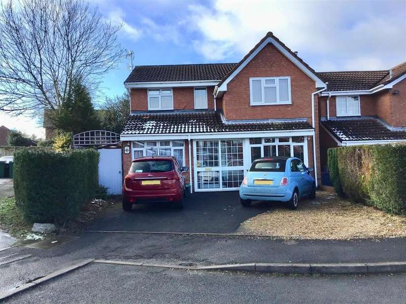 6 Bedrooms Detached House for sale in Magnolia Drive, The Rock, Telford