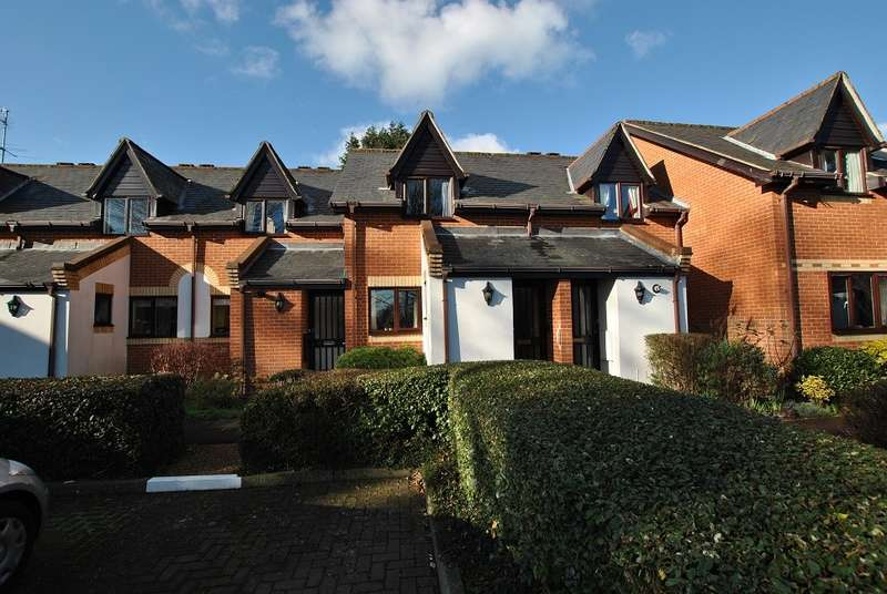 2 Bedrooms Cottage House for sale in Regency Heights, Caversham Heights, Reading